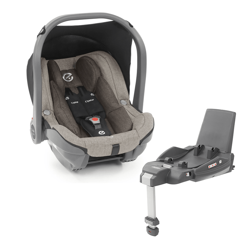 BabyStyle i-Size car seats BabyStyle Capsule i-Size Car Seat Pebble + Duofix i-Size Base C32Z7CD
