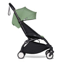 BabyZen baby pushchairs BabyZen YoYo2 6m+ Stroller Black/Peppermint 6156-BLK-PET