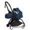 BabyZen baby pushchairs BabyZen YoYo2 0+ Complete Stroller Black/Air France Blue 6528-BLK-AFB