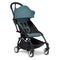 BabyZen baby pushchairs BabyZen YoYo2 All-You-Need Bundle Black/Aqua 6530-BLK-AQA