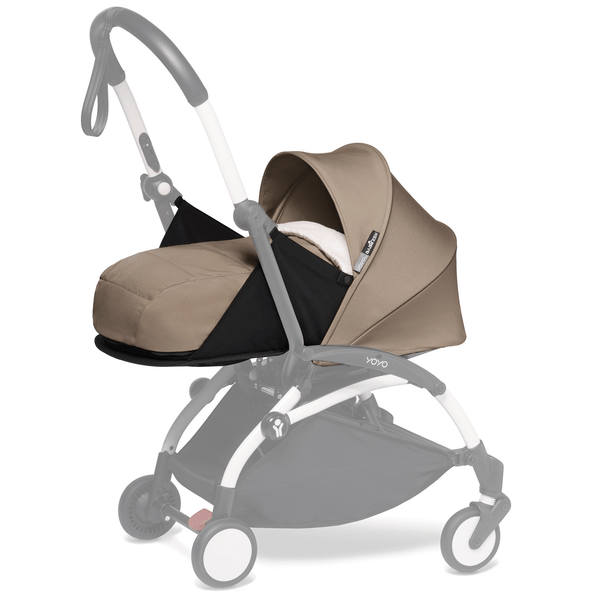 BabyZen colour packs Baby Zen YoYo2 0+ Newborn Pack Taupe UK10110-06