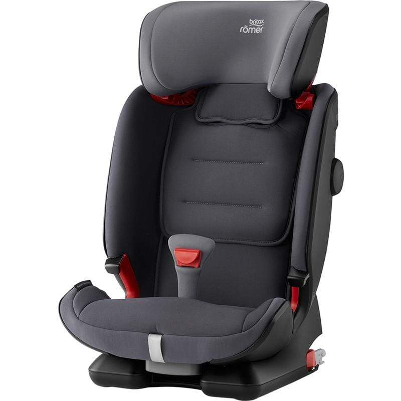 Britax combination car seats Britax Romer Advansafix IV R Storm Grey 2000028887
