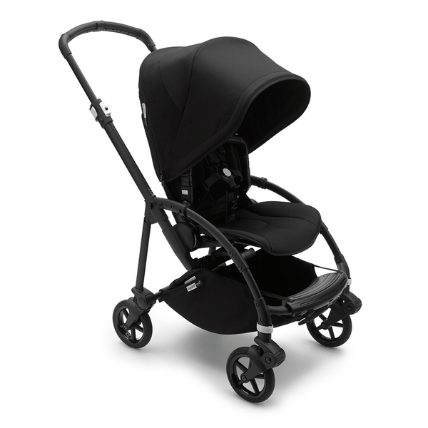 Bugaboo baby pushchairs Bugaboo Bee 6 Pushchair Black/Black 502304ZW01