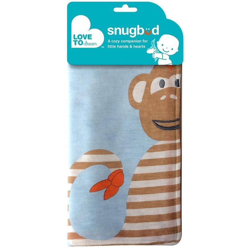 Cheeky Rascals baby comforters Love To Dream Snugbud/Monkey LTSB-MO
