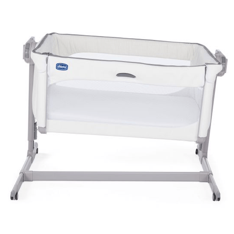Chicco cribs Chicco Next2Me Magic Side Sleeping Cot White Snow 06079584300930