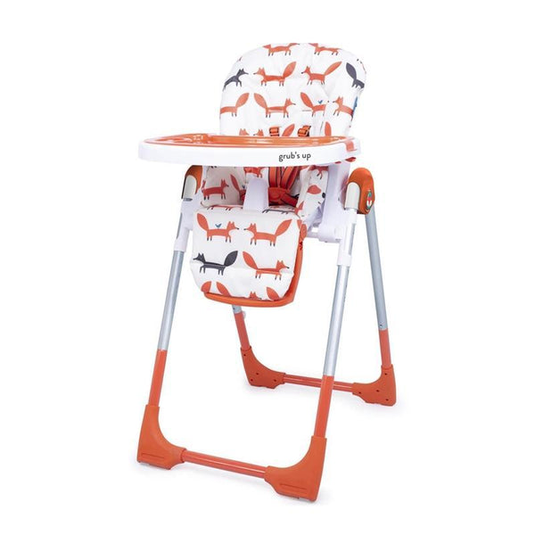 Cosatto baby highchairs Cosatto Noodle 0+ Highchair Mister Fox CT4232