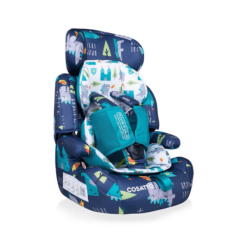 Cosatto combination car seats Cosatto Zoomi Car Seat Dragon Kingdom CT4377