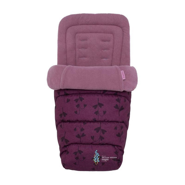 Cosatto footmuffs Cosatto Universal Footmuff Fairy Garden CT4219A