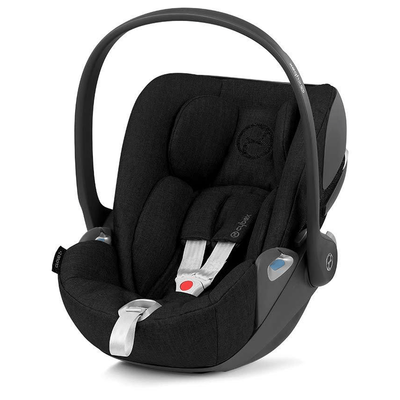 Cybex baby car seats Cybex Cloud Z i-Size Deep Black Plus 2020 Collection 520000047