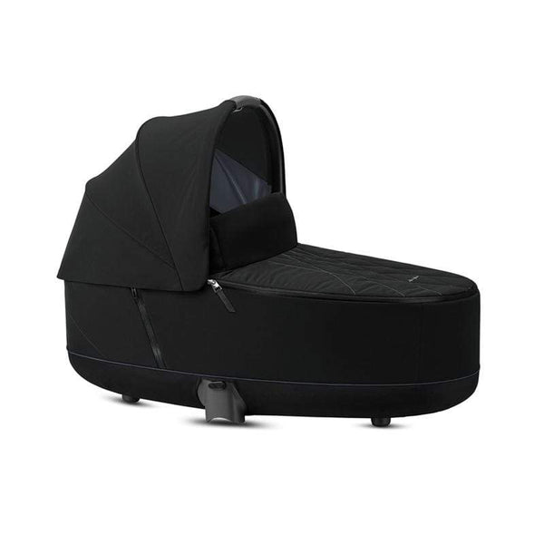 Cybex baby carrycots Cybex Priam Lux Carrycot Deep Black 520000757