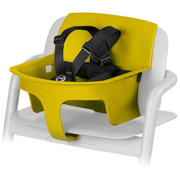 Cybex baby highchairs Cybex LEMO Baby Set Canary Yellow 518001521