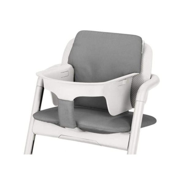 Cybex baby highchairs Cybex LEMO Comfort Inlay Storm Grey 518001542