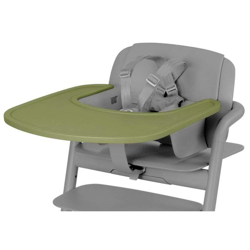Cybex baby highchairs Cybex LEMO Tray Outback Green 518002010