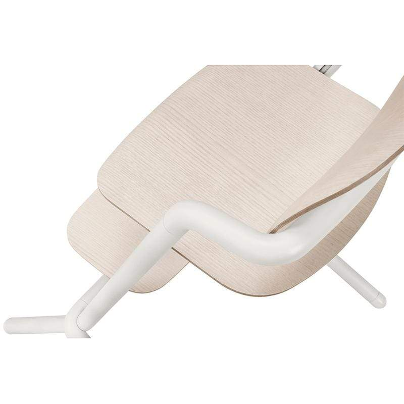 Cybex baby highchairs Cybex LEMO Wooden Highchair Porcelaine White 518001499