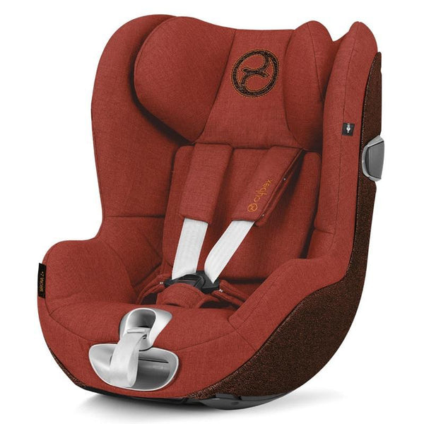 Cybex forward facing car seats Cybex Sirona Z Plus i-Size Car Seat Autumn Gold/Burnt Red 520001037