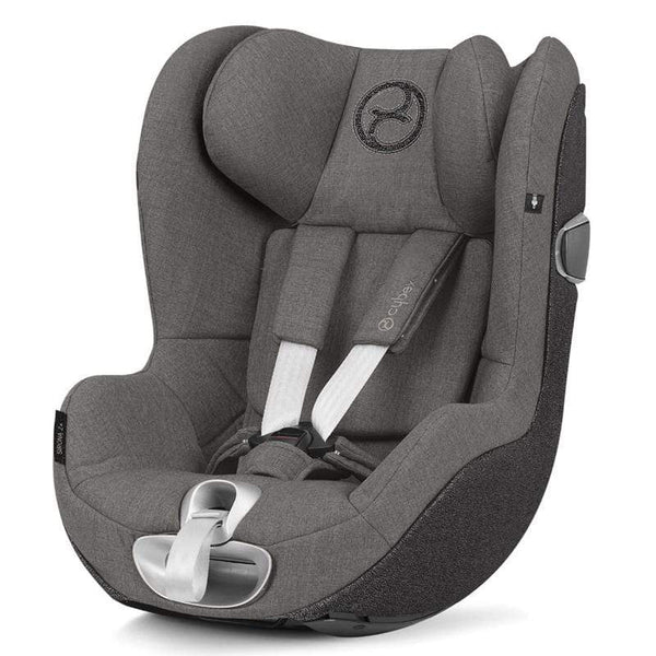 Cybex forward facing car seats Cybex Sirona Z Plus i-Size Car Seat Soho Grey 520001039