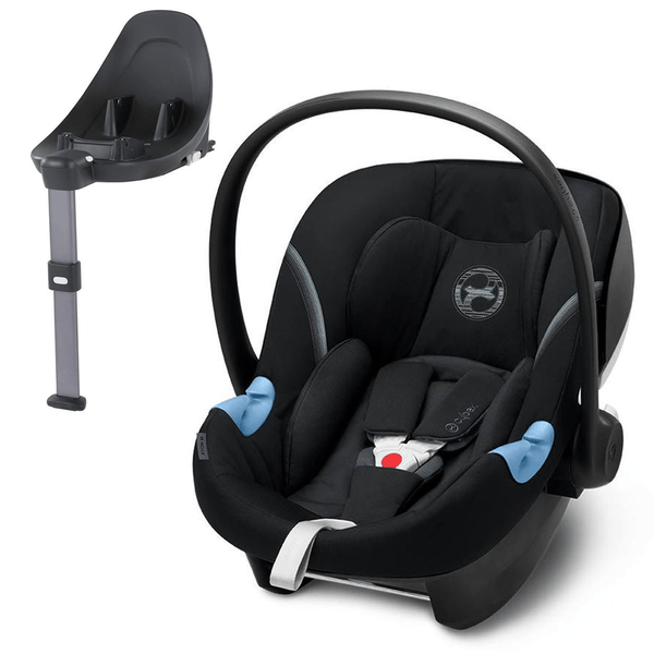 Cybex i-Size car seats Cybex Aton M i-Size Car Seat & Base M Deep Black 6724-DEP-BLK