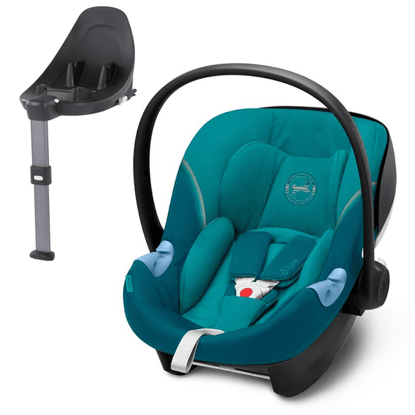 Cybex i-Size car seats Cybex Aton M i-Size Car Seat & Base M River Blue 6726-RIV-BLU