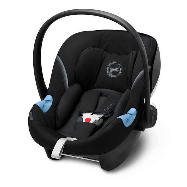 Cybex i-Size car seats Cybex Aton M i-Size Car Seat Deep Black 520000369