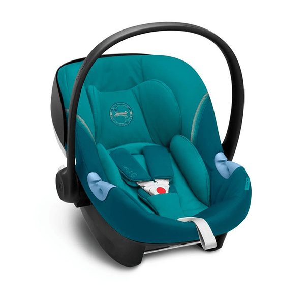 Cybex i-Size car seats Cybex Aton M i-Size Car Seat River Blue 520000357