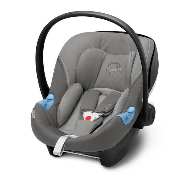 Cybex i-Size car seats Cybex Aton M i-Size Car Seat Soho Grey 520000365