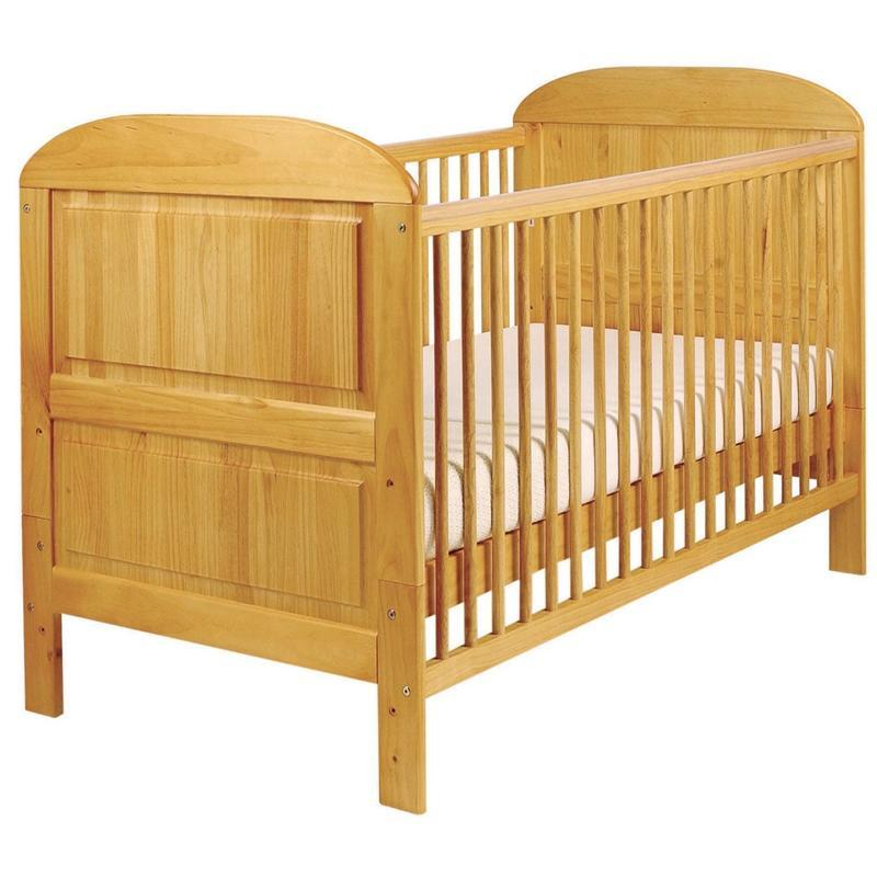 East Coast baby cot beds East Coast Angelina Cotbed Antique 7562A