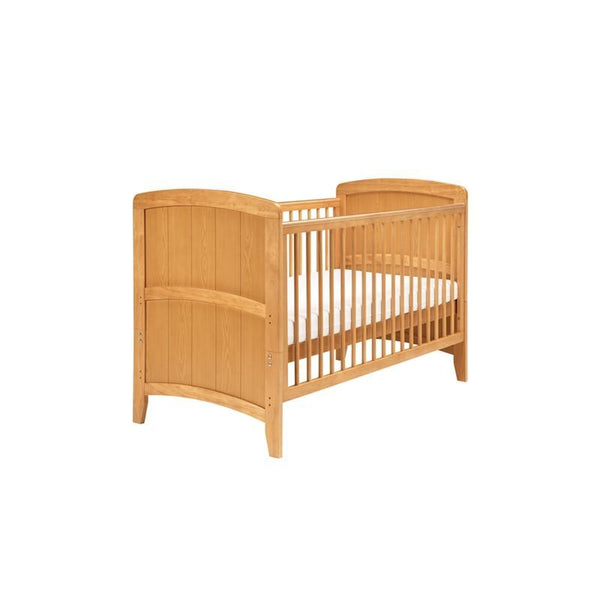 East Coast baby cot beds East Coast Venice Cotbed Antique 7846A