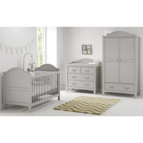 East Coast cot bed room sets East Coast Toulouse 3 Piece Roomset 7838RS