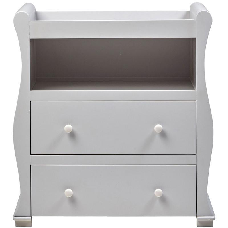 East Coast dressers & changers East Coast Alaska Dresser Grey 8552