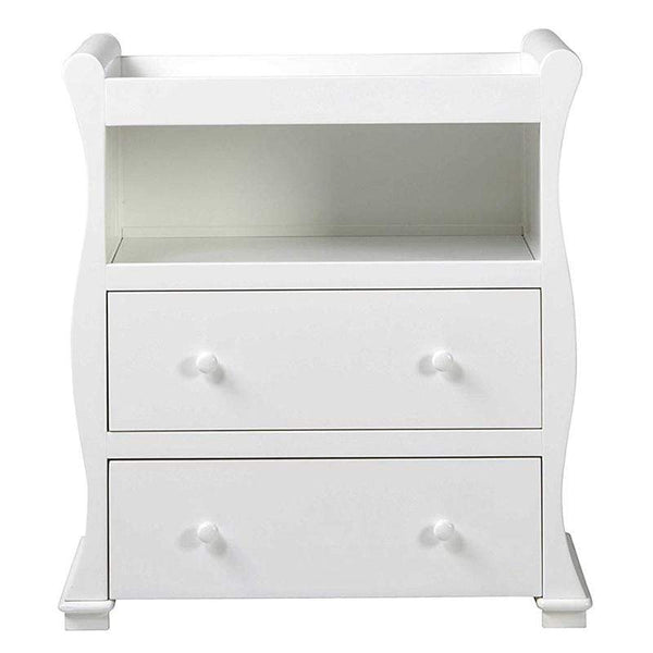 East Coast dressers & changers East Coast Alaska Dresser White 8549