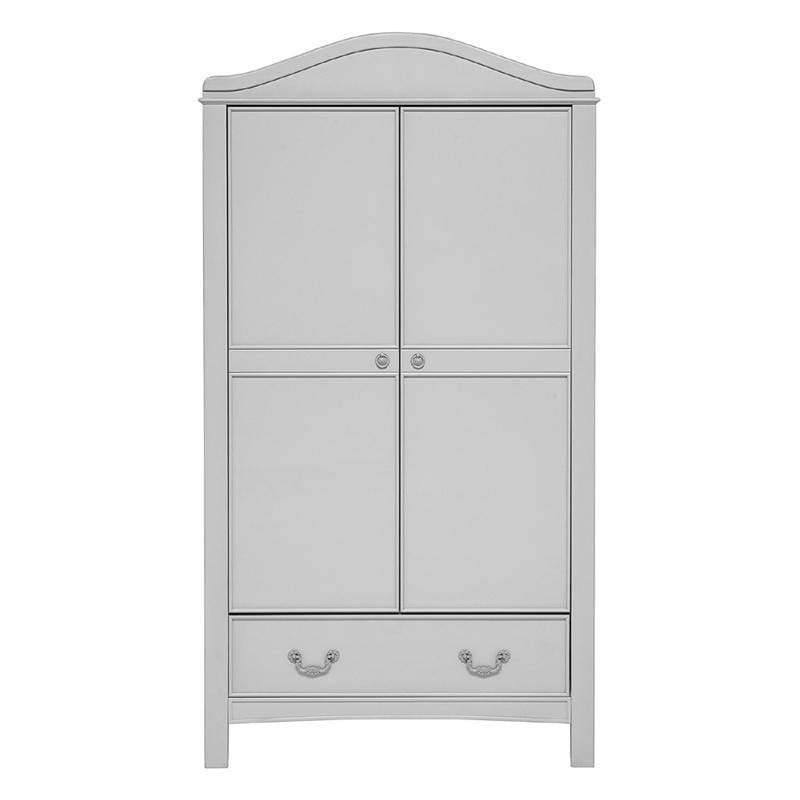East Coast nursery wardrobes East Coast Toulouse Wardrobe 7840