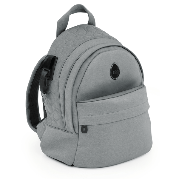 egg changing bags egg2 Changing Backpack Monument Grey E2BPMG