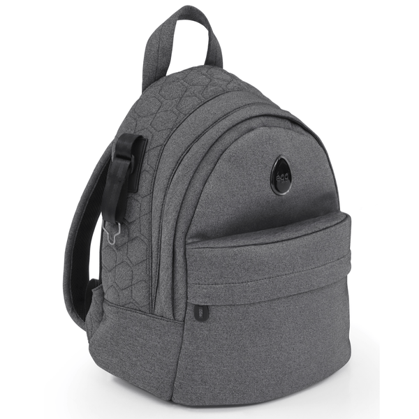 egg changing bags egg2 Changing Backpack Quartz E2BPQU