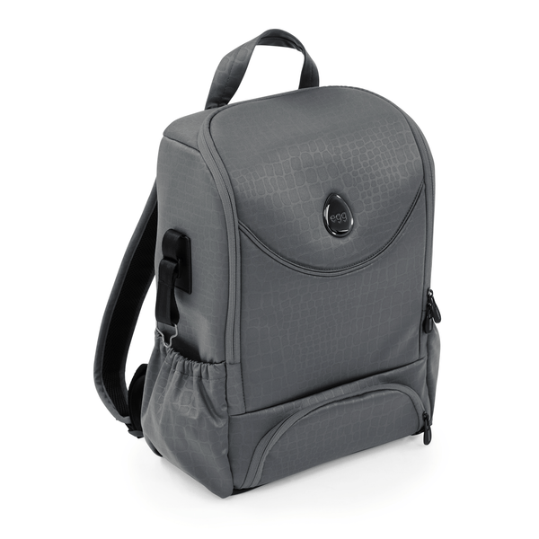 egg changing bags egg2 Changing Backpack Special Edition Jurassic Grey E2BPJG