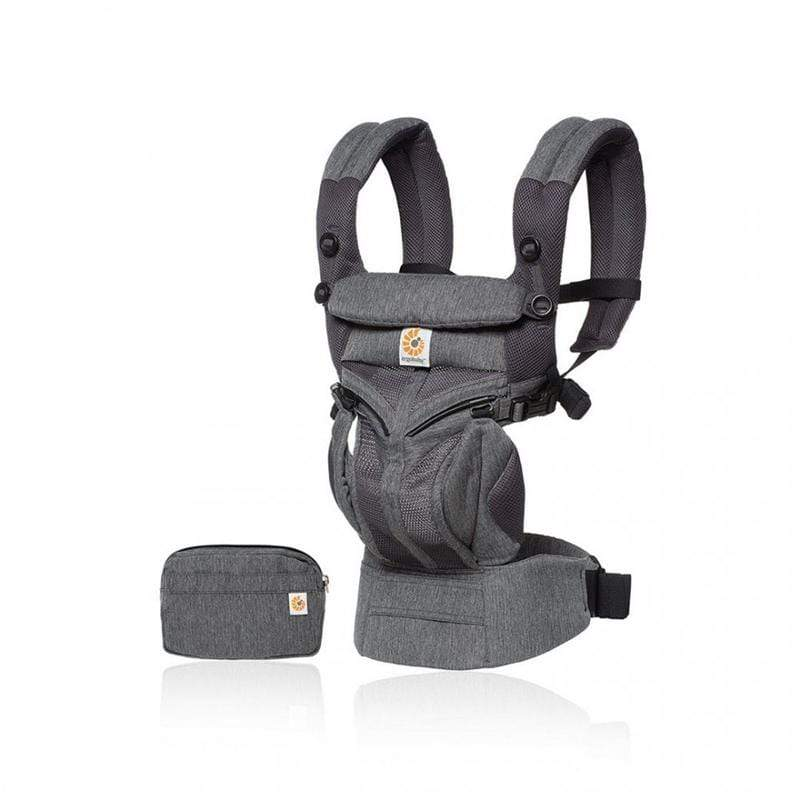 Ergobaby baby carriers Ergobaby Omni 360 Cool Air Baby Carrier Classic Weave BCS360PWEAVE