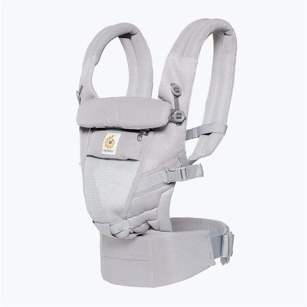 Ergobaby baby carriers Ergobaby Adapt Cool Air Mesh Baby Carrier Pearl Grey BCPEAPGREY