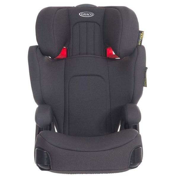 Graco 4 years to 12 years Graco Assure Car Seat Midnight Grey 8E396MDBE