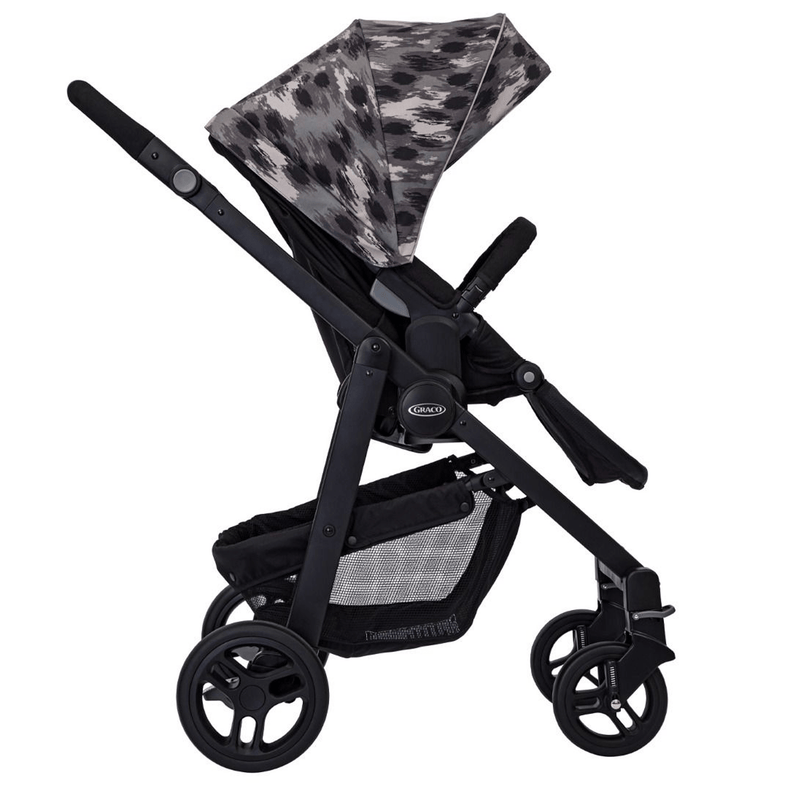 Graco baby pushchairs Graco Evo Stand Alone Stroller Camo 6CL999CMOEU