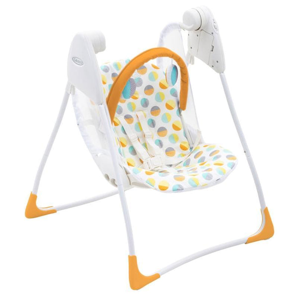 Graco baby swings Graco Baby Delight Swing 80s Circle 1H95CIREU