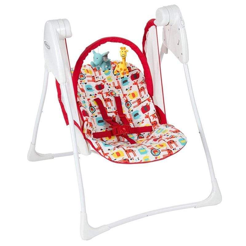 Graco baby swings Graco Baby Delight Swing Wild Day Out 1H95WDOU