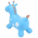 Happy Hopperz rocking animals Happy Hopperz Blue Giraffe HHZ005