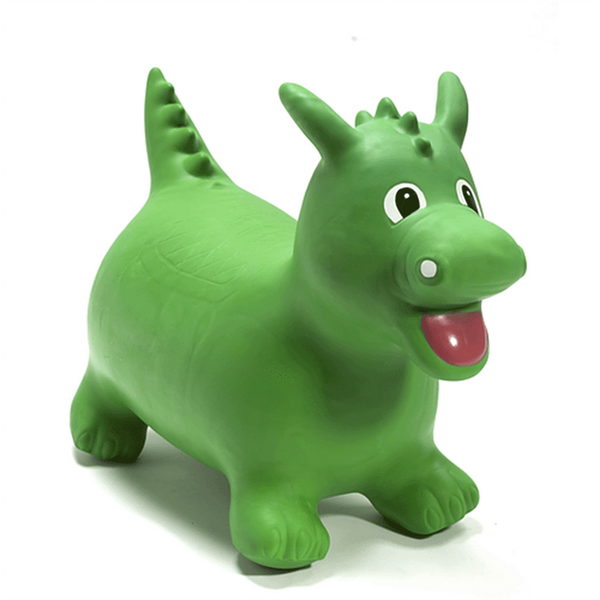 Happy Hopperz rocking animals Happy Hopperz Green Dragon HHZ010