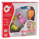 Hippychick activity toys Hippychick Classic World Baby Music Set CW4002