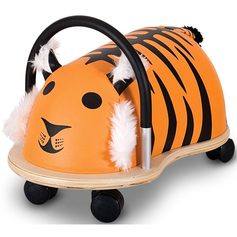 Hippychick baby toys Hippychick Wheelybugs Small Tiger WBTIGS