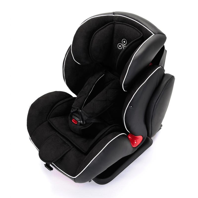 Ickle Bubba combination car seats Ickle Bubba Solar Group 1/2/3 ISOFIX Car Seat Black 21-001-000-001