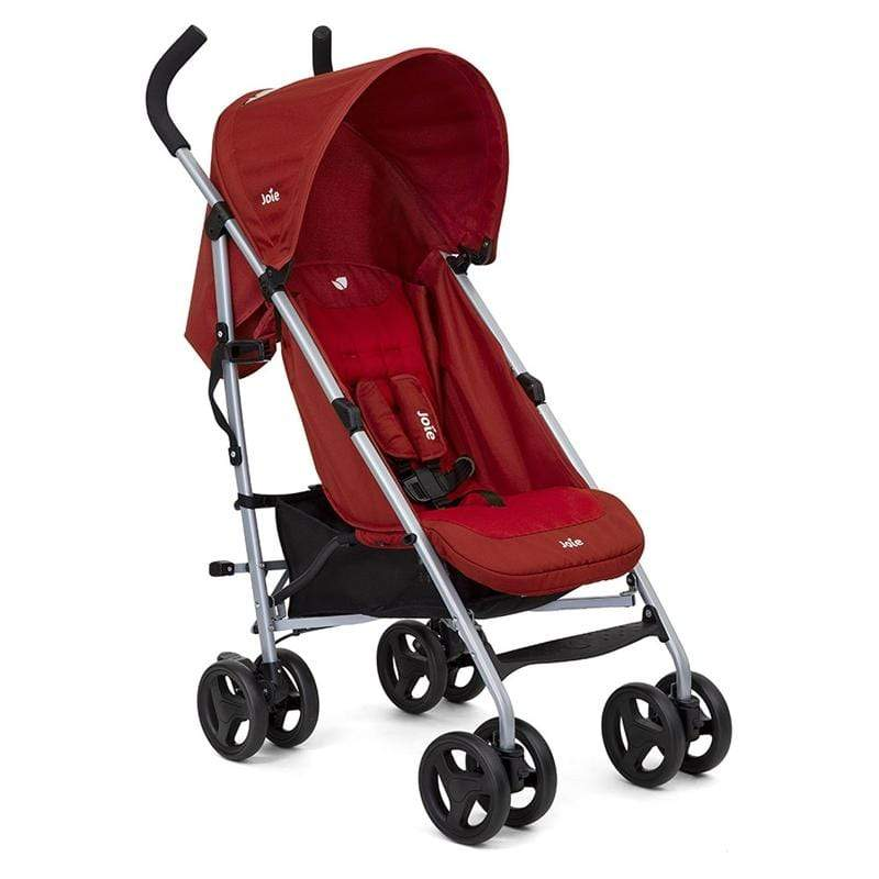 Joie baby pushchairs Joie Nitro Stroller Cranberry S1036CACNB000