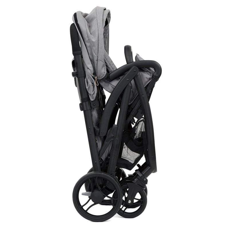Joie double buggies Joie Evalite Duo Pushchair Grey Flannel S1424ABGFL000