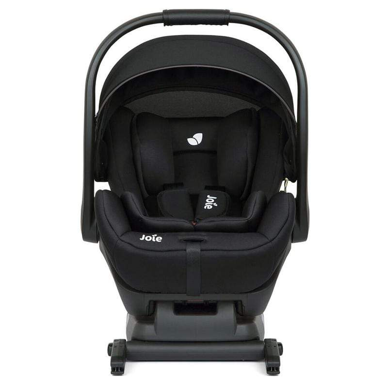 Joie lie flat car seats Joie i-Level i-Size Car Seat Coal I1510EACOL000