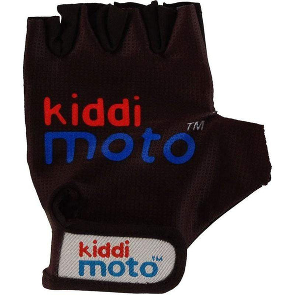 Kiddimoto bikes & trikes Kiddimoto Medium Gloves Black GLV009M