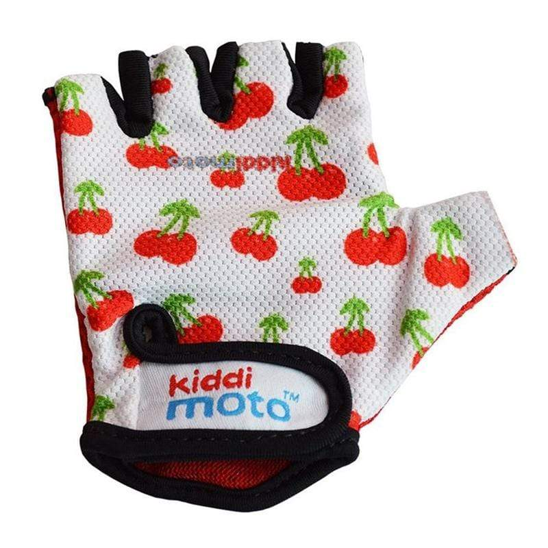 Kiddimoto bikes & trikes Kiddimoto Medium Gloves Cherry GLV014M